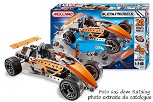 Meccano Multimodels 6550